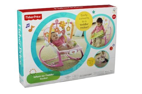 fisher price transat y8184 baby rocker pink babaloo