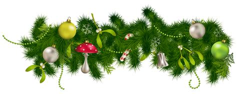 garland png decorations clipart borders png
