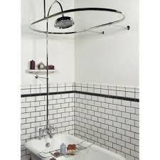 shower screen for freestanding bath bathroom on 39 pins