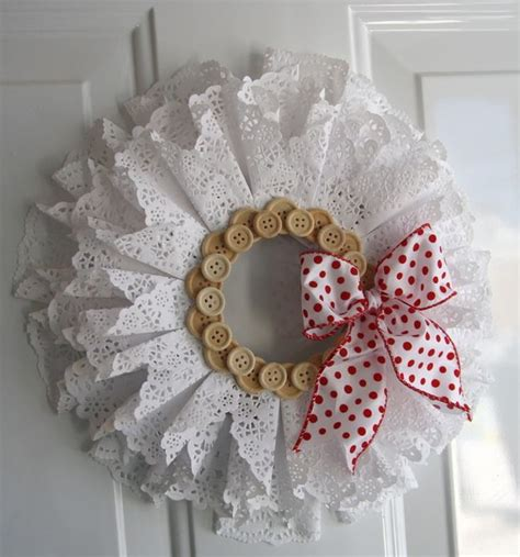 17 Best Ideas About Paper Doily Crafts On