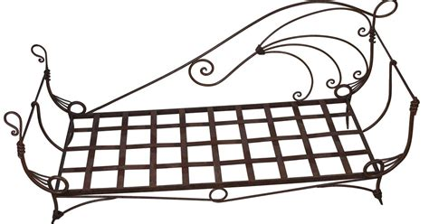 iron rod bed frame how to paint wrought iron bed frames ehow uk