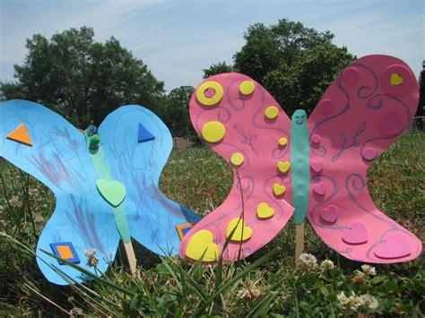 construction paper butterfly craft construction paper butterflies preschool ideas