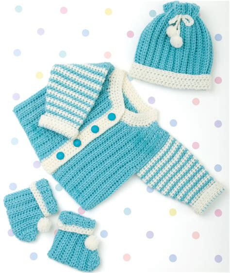 baby layette knitting patterns free crochet baby layette pattern archives crochet kingdom 4