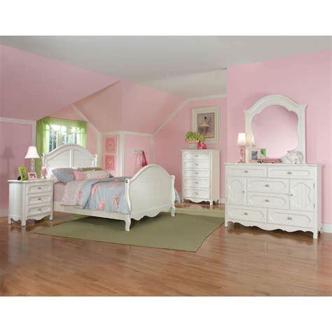 bedroom sets white adrian white 6 bedroom set