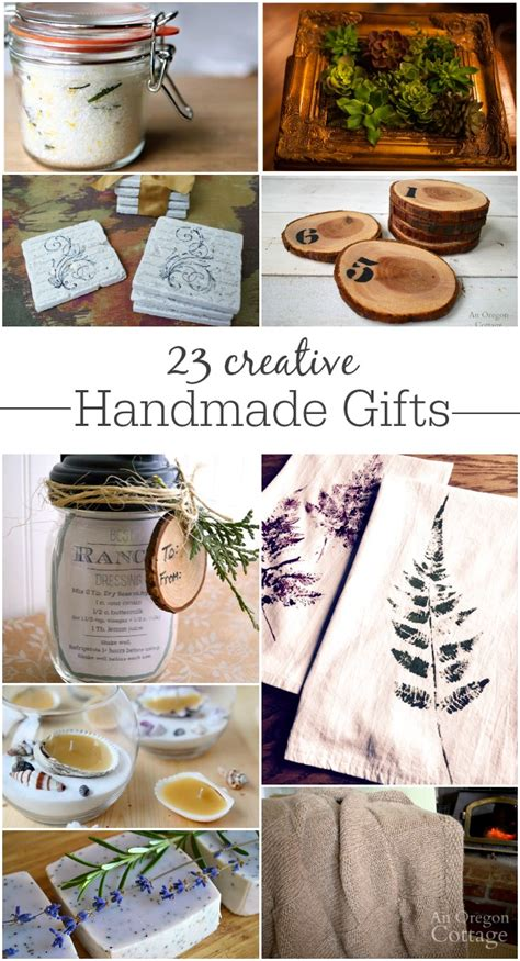 home made crafts for 23 creative handmade gifts for and more
