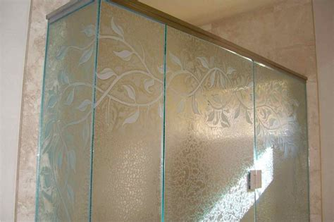 shower door frosting how to shower glass denver shower doors denver