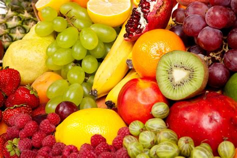 fruits for top 10 most nutrient rich foods in the world