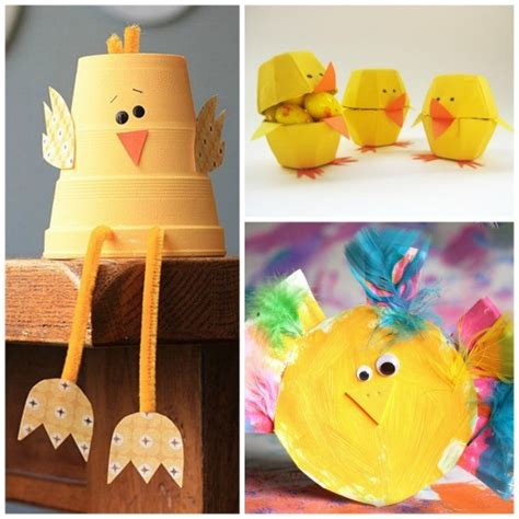 easter arts and crafts for 12 easy adorable easter crafts happy hooligans