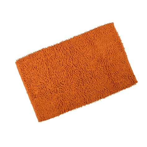 chenille rug odyssey chenille cotton shower bath mat soft washable