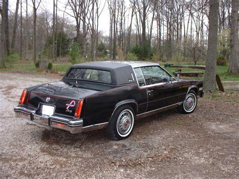 85 Cadillac Eldorado For Sale 85 cadillac eldorado biarritz for sale