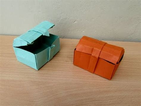 origami treasure chest origami treasure chest robin glynn doovi