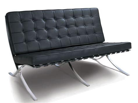fauteuil barcelona 2 places meubles design fauteuil design