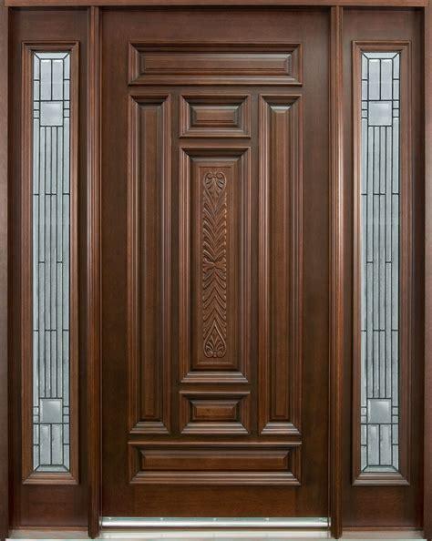 wood door wood entry doors from doors for builders inc solid