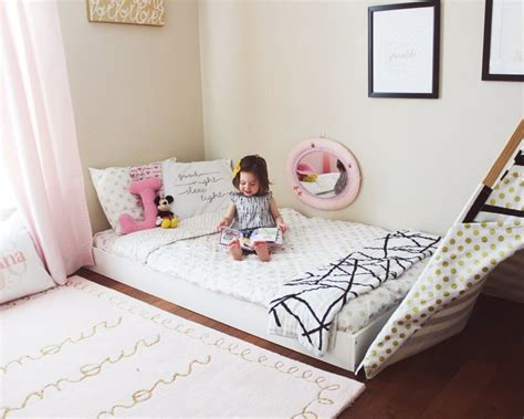 beds for toddlers best 25 toddler floor bed ideas on toddler