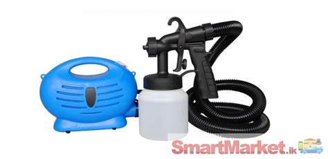 spray painting using air compressor spray paint machine with gun no need a compressor for