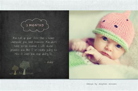 1000 images about baby 1st year album idea on pinterest