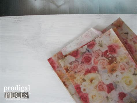 decoupage materials repurposed wall from 3 thrifted frames prodigal pieces