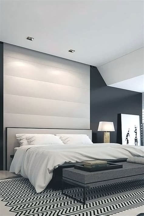black and white modern bedrooms best 25 modern bedrooms ideas on modern