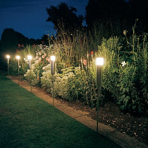 solar garden lights fantastic solar outdoor lights for garden freshnist