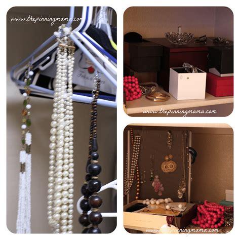make jewelry organizer diy how to make a jewelry organizer the pinning