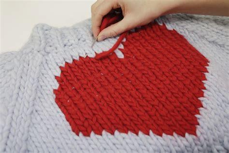 duplicate stitch knitting free knitted template duplicate stitch watg