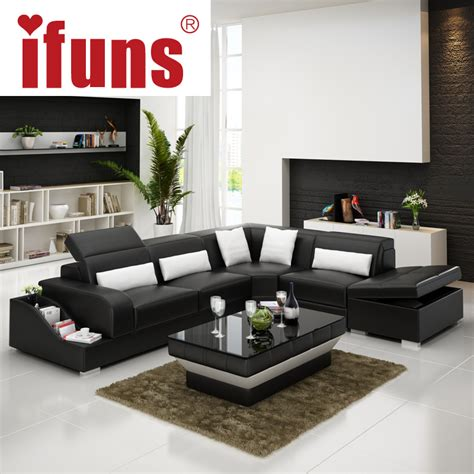 recliner leather sofa set ifuns recliner leather corner sofa set european style l