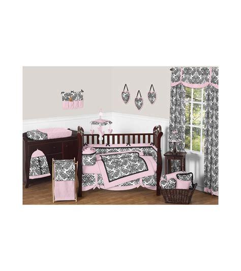 sweet jojo designs crib bedding sweet jojo designs 9 crib bedding set