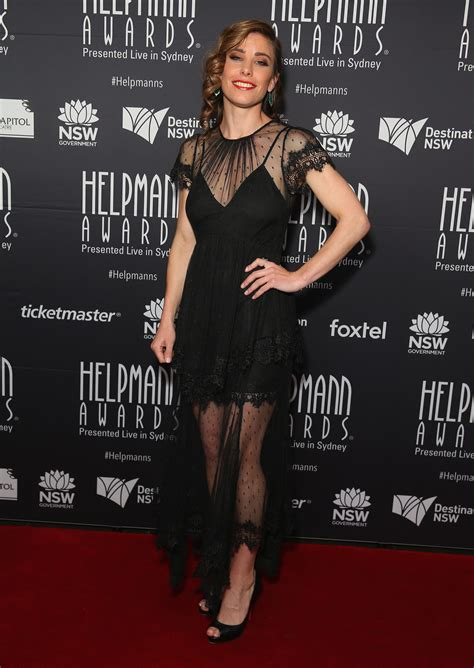 Classic lines at the Helpmann Awards 9Style