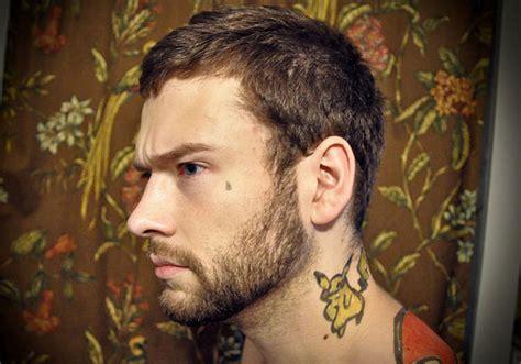 25 magnificent tear drop tattoo designs creativefan