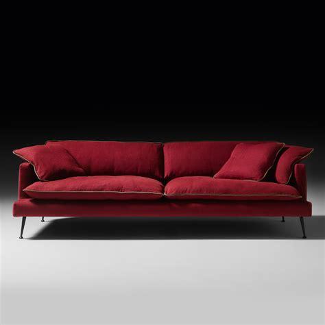 italian modern sofa modern italian linen designer sofa juliettes interiors