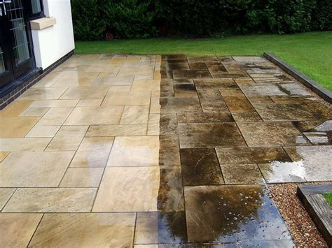 how to clean paver patio how to clean patio pavers patio
