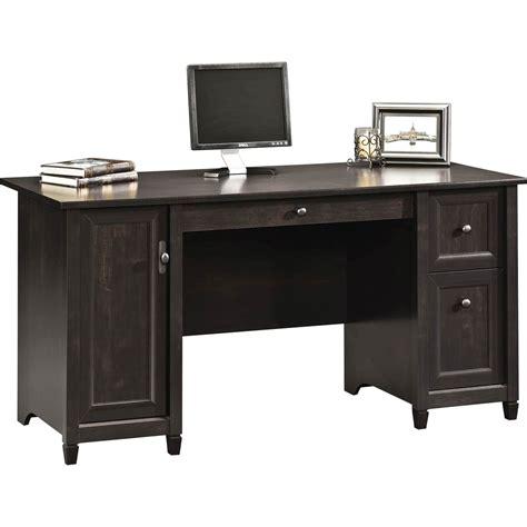 edgewater computer desk sauder edge water computer desk desks more shop the