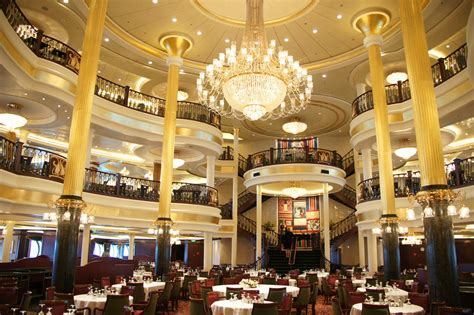 the maine dining room spotted new dining room menu on royal caribbean s