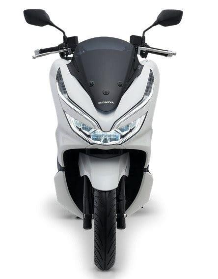 Pcx 2018 Warna Terlaris by Honda Pcx 2018 Depan Beritamotor Net Beritamotor Net