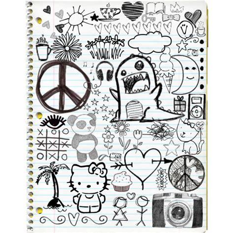 doodle lã sung doodles polyvore