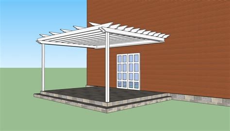 how to build a pergola attached to house how to build a pergola attached to the house