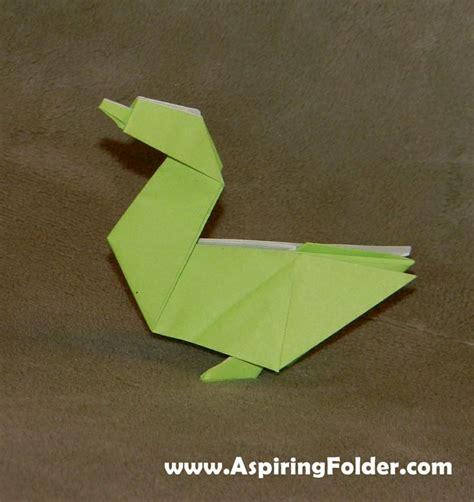 origami duck origami duck crafts