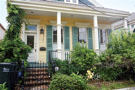 before and after cottage makeover new orleans cottage before exterior makeovers before