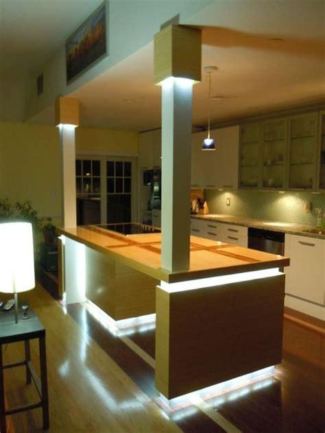 led kitchen lighting ideas 12 diy kitchen island designs ideas home and gardening ideas