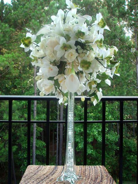tower vases flower arrangements 25 best images about eiffel tower arrangements on floral arrangements centerpieces