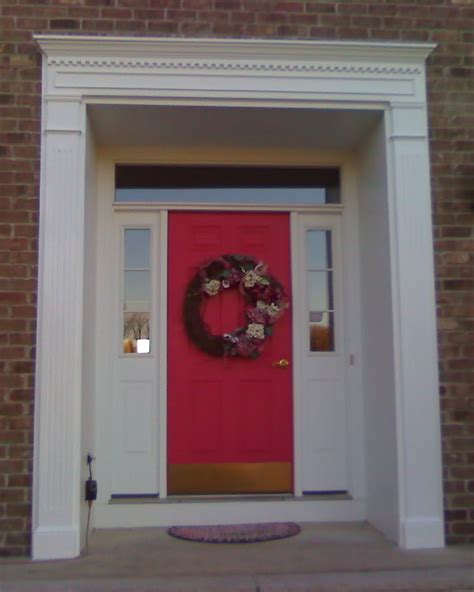exterior door trim ideas accessories outstanding exterior window and door trim