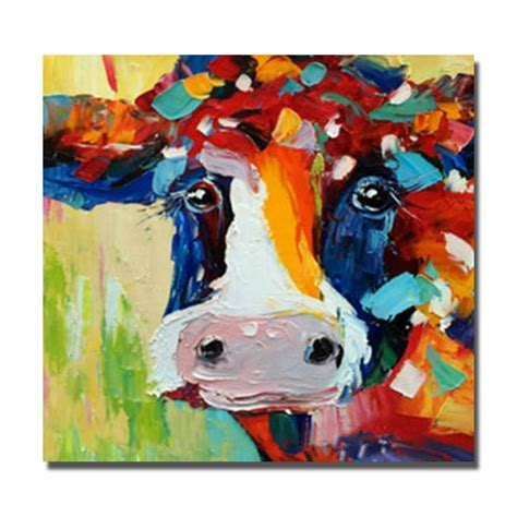 whole painting buy wholesale cow painting from china cow painting
