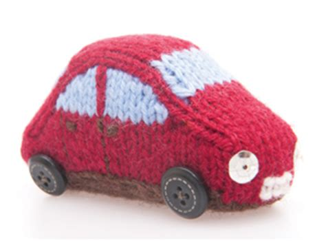knitted car pattern free knitting pattern knit a miniature car the yarn loop