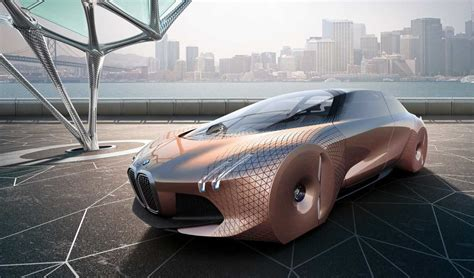 Bmw Future by Bmw Envisions Future With Vision Next 100 Concept
