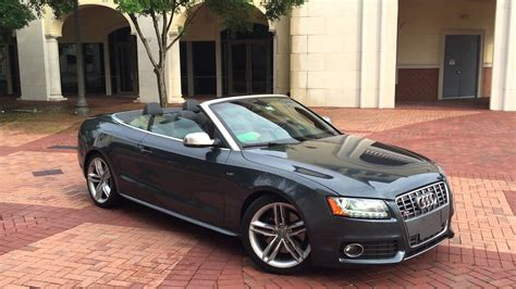 Audi S5 For Sale by 2010 Audi S5 Convertible For Sale