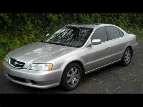 how do i learn about cars 1999 acura rl electronic throttle control for sale 1999 acura 3 2 tl sedan w 68k miles 6 000 youtube