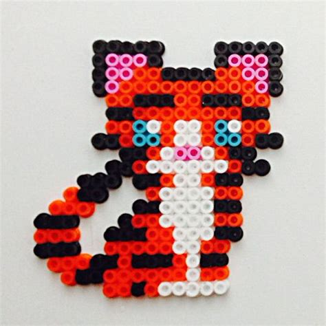 hama tiger 1206 best images about hama on perler