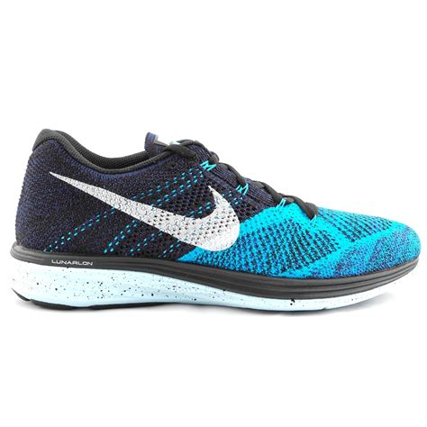 fly knit shoes tony pryce sports nike flyknit lunar 3 s running