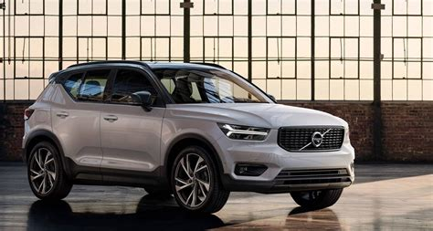 Smallest Suv by Volvo S Smallest Suv The Xc40 Is Also Its Sultriest