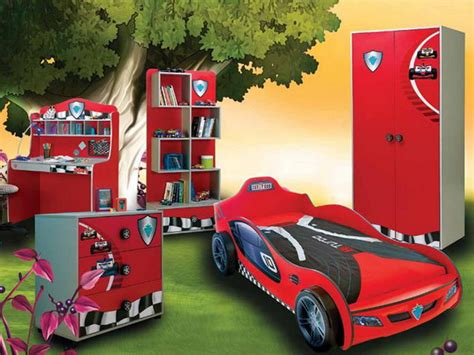 car themed bedroom furniture